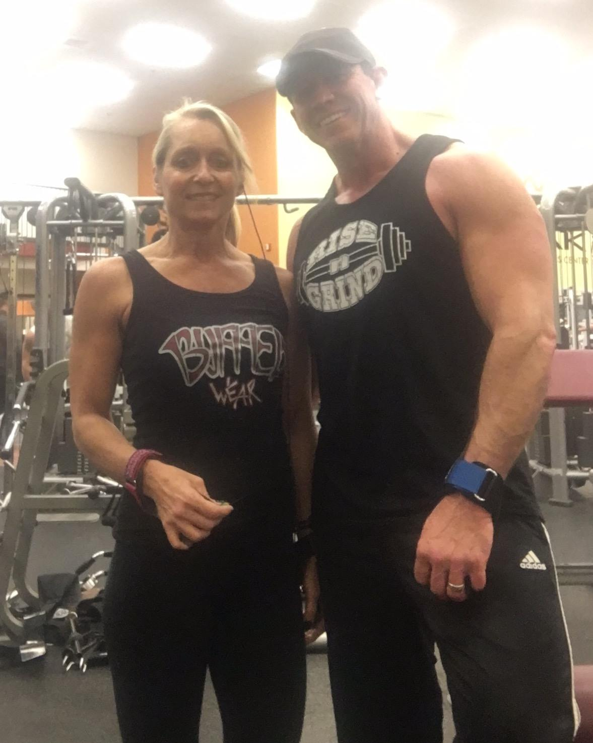 Ben and Kathy Asher-BuffedWear-Rise-n-Grind