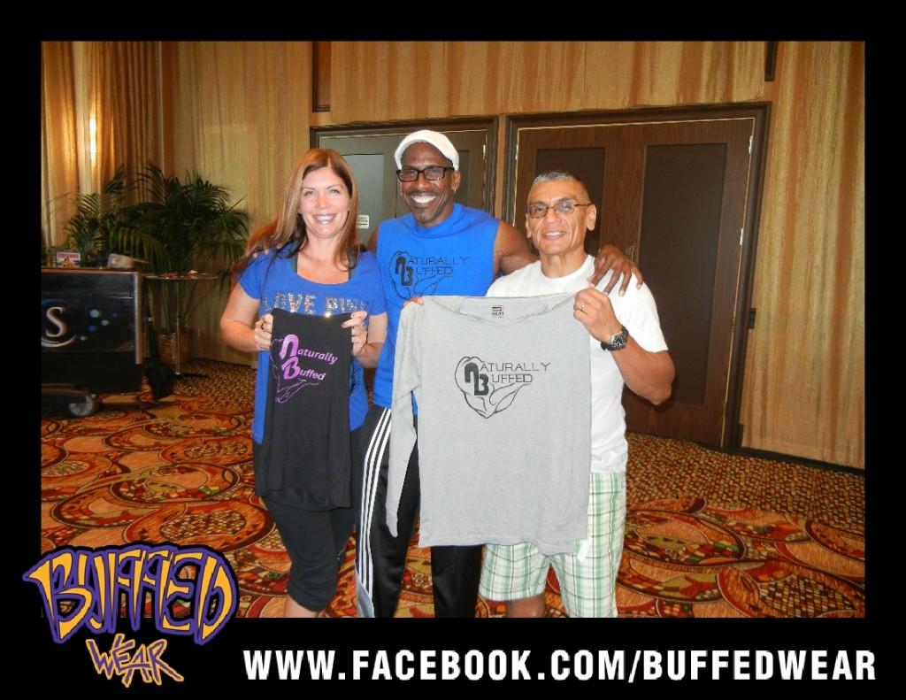 BuffedWear Dave Leslie John Rodriguez