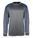Badger fusion long-sleeve-carbon-royal