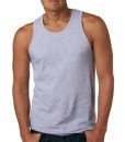 Men's tanktop Heather Gray