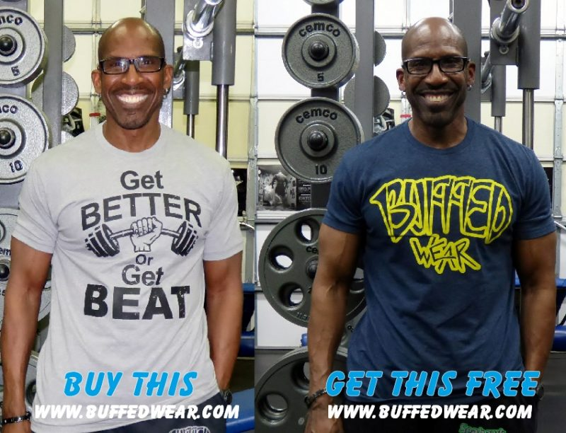 Get Better or Get Beat-Buffedwear-grafitti-men