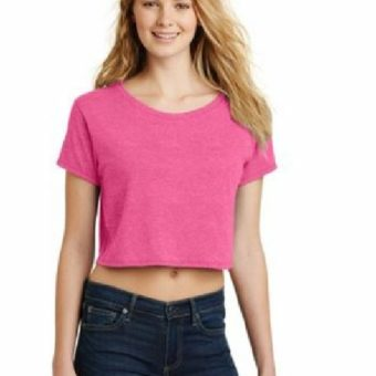 district-crop-t-fuscia-frost-front-blank