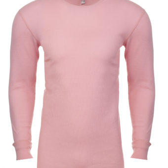Next Level Thermal Soft Pink LS