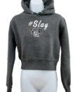 Crop-top-hoodie-Charcoal-Slay