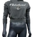 Crop-top-hoodie-Charcoal-Unbothered-Mannequin