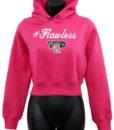 Crop-top-hoodie-Pink-Flawless