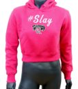 Crop-top-hoodie-Pink-Slay-Mannequin