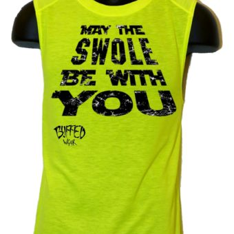 Man-MayThe SWOLE Be With You-muscleshirt