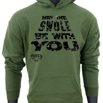 May The SWOLE Be With You-Green-Sweatshirt-Men