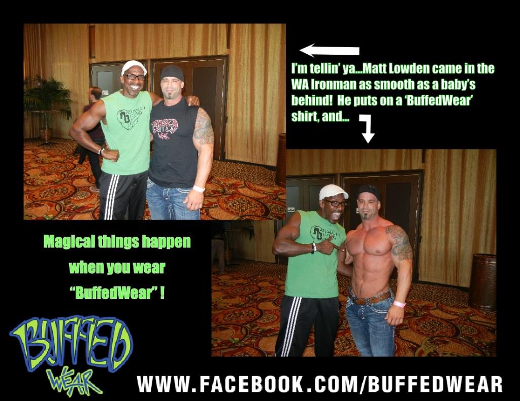 BuffedWear Dave and Matt Lowden