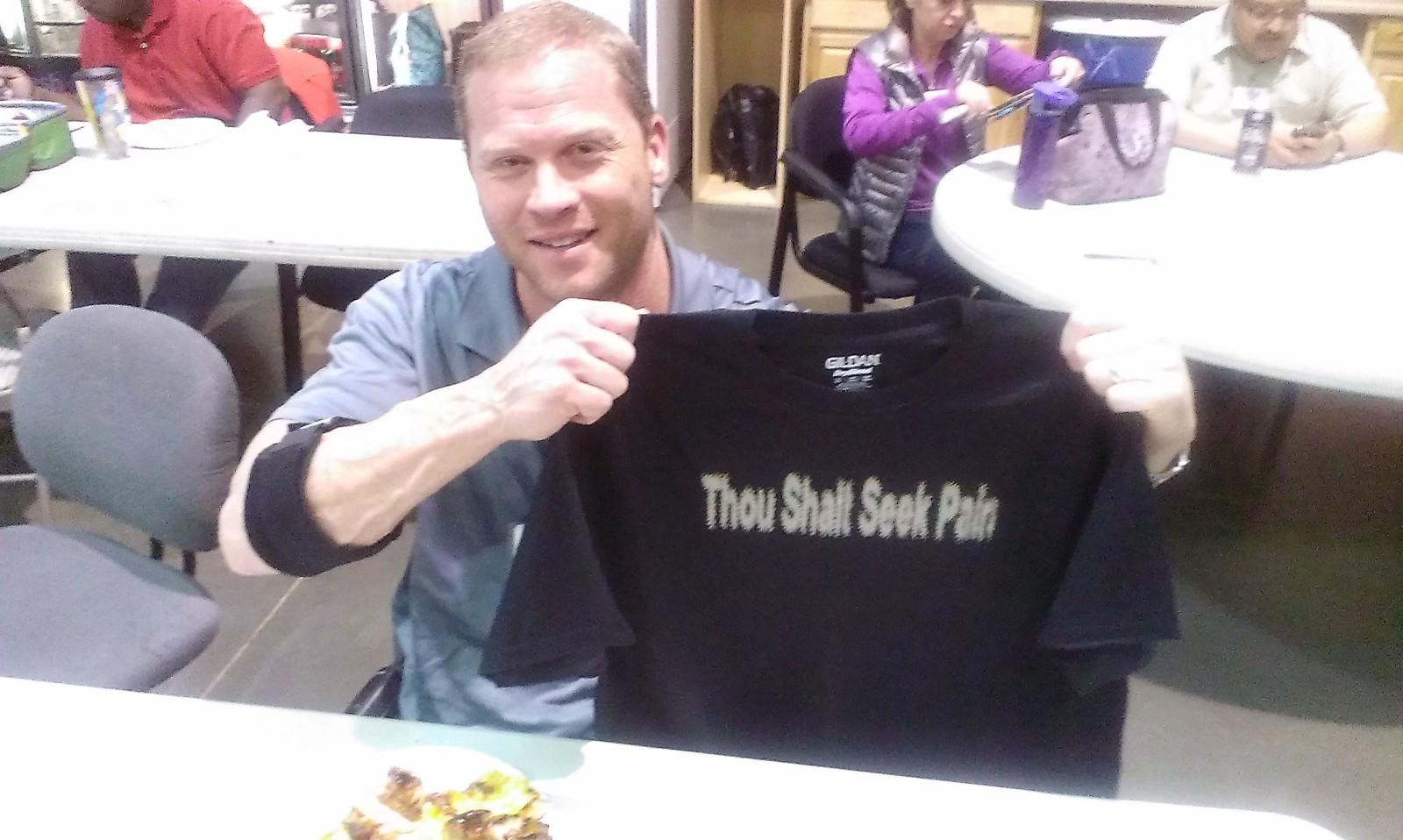 Kevin Sherwin-Thou Shalt Seek Pain